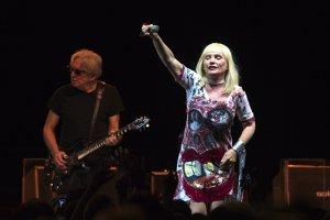 """""""Mi-ar fi plăcut să scriu o piesă The Muse"""" Debbie Harry – Blondie"""