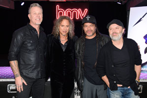 """Mizeria de sub covorul poveştii de succes """"Metallica"""""""