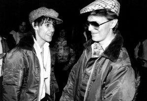 Ziua în care David Bowie şi Iggy Pop au fost arestaţi pentru posesie de marijuana