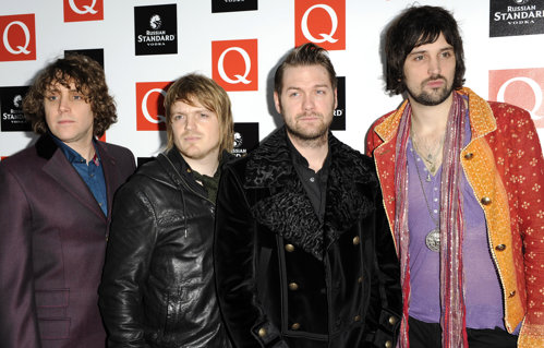 "Kasabian a făcut cover după Cypress Hill, ""Insane in the Brain"""
