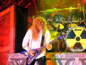 Află care sunt cei mai buni 4 chitarişti ritmici în preferinţele liderului Megadeth, Dave Mustaine