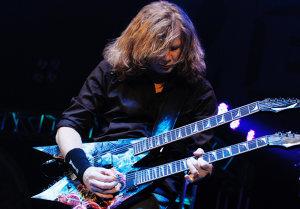 """Cum David Ellefson şi Dave Mustaine l-au descoperit pe D-zeu şi nu vor mai cânta niciodată piesa """"The Conjuring"""""""