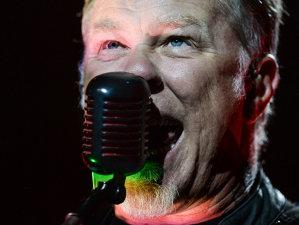 James Hetfield a vorbit despre problemele tehnice de la Grammy Awards când Metallica a cântat cu Lady Gaga