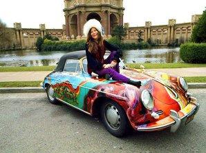 Cele mai mari staruri rock au condus maşini de care nici n-ai auzit