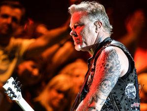 VIDEO: Dovada implicării satanistului Hetfield în moartea lui Chris Cornell