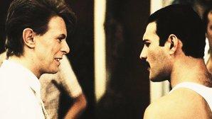Chitaristul Brian May spune că există şi alte înregistrări Queen cu David Bowie în afara de celebra