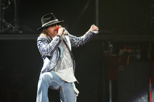 "Trupeţii Guns N'Roses au fost ""Natural Born Rockers"" în ""Paradise City""-ul din Werchter"