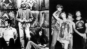 Nebuniile turneului european Sonic Youth - Nirvana din 1991