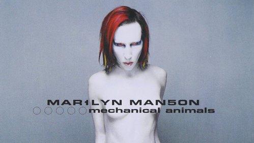 """În urmă cu 19 ani Marilyn Manson rupea gura târgului cu albumul """"Mechanical Animals"""""""