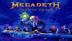 În urmă cu 27 ani Megadeth lansa albumul