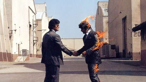 """Serial Pink Floyd - episodul 17: Povestea coperţii albumului """"Wish You Were Here"""""""