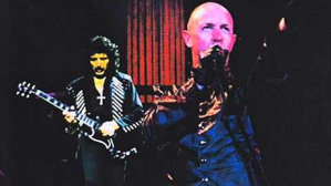 În urmă cu 25 ani Rob Halford a fost vocalistul Black Sabbath în două concerte