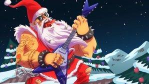 10 piese alese pe sprânceana lui Moş Crăciun pentru nişte sarmale heavy metal