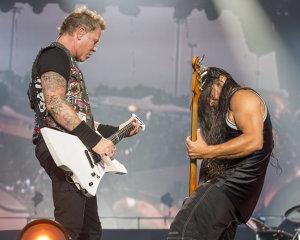 Vezi lista pieselor pe care Metallica le cântă în actualul turneu