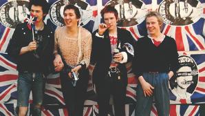Cum a furat Sex Pistols echipamentul de scenă al lui David Bowie