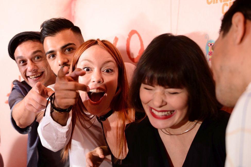 Avanpremieră #Selfie69 în Bucureşti. Spectator: Hai la film! În sfârşit se fac comedii în România
