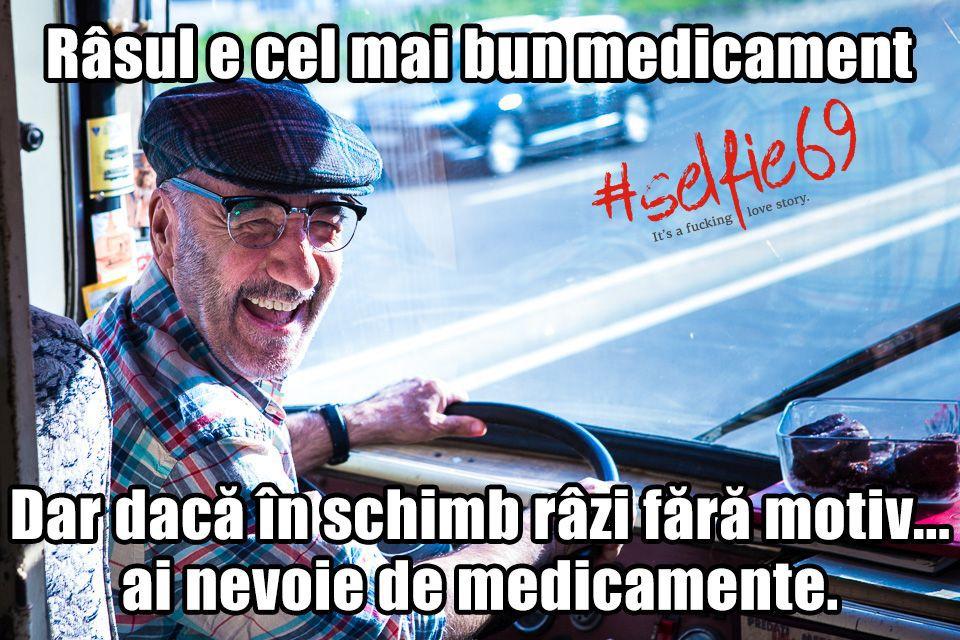 #selfie69: Râsul este cel mai bun medicament...