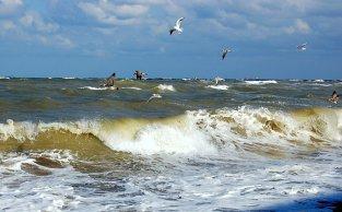 Descoperire ÎNFRICOŞĂTOARE în Marea Neagră! Specialiştii au stabilit locurile din România care vor fi afectate teribil
