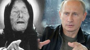 Baba Vanga şi predicţia ei înfiorătoare despre Rusia lui Vladimir Putin!