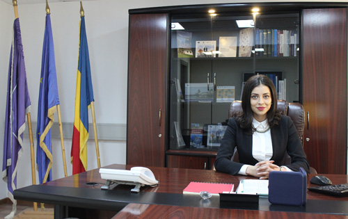 Noua vicepreşedintă a ANFP a apărut în lenjerie intimă la televizor