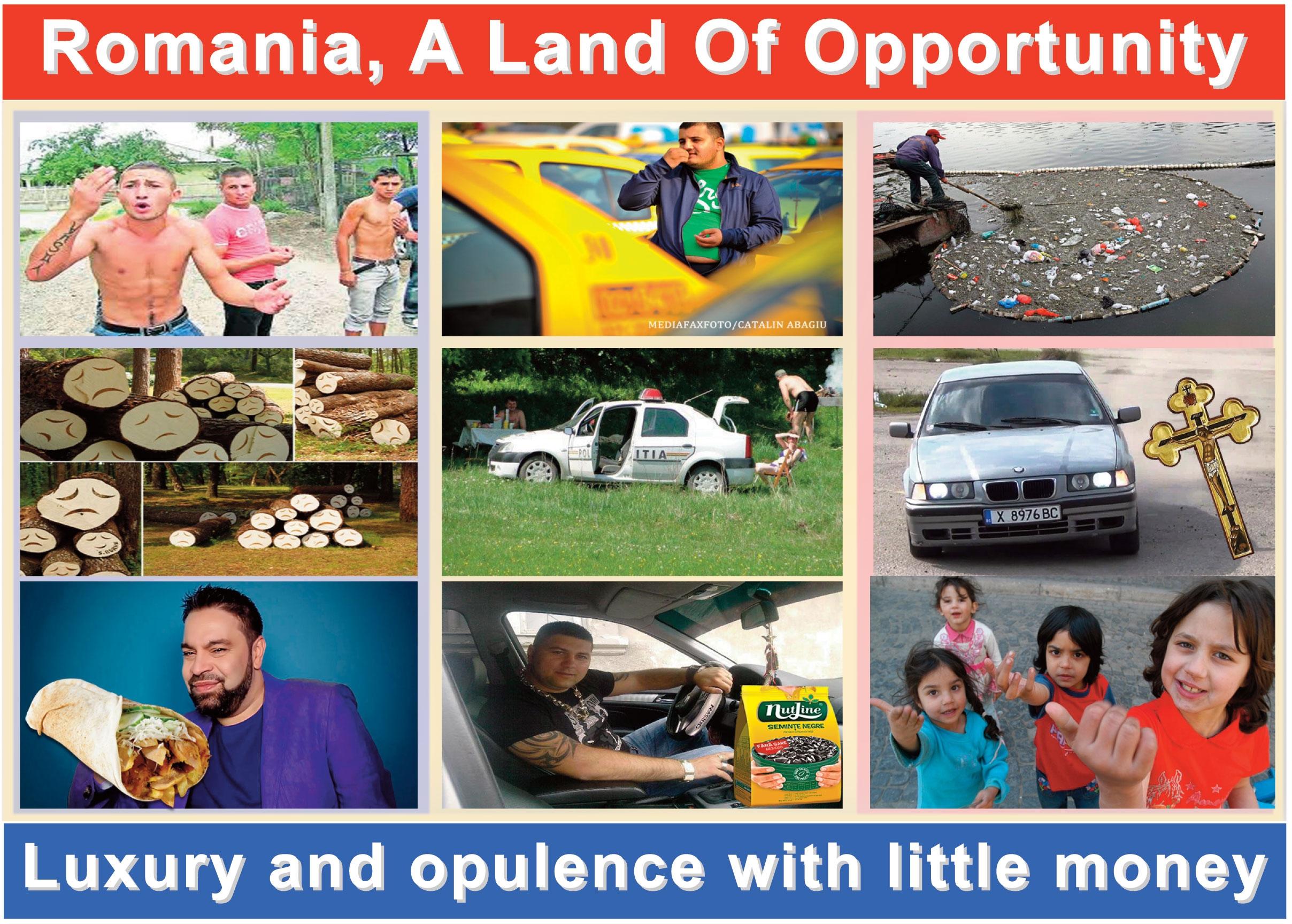 Ministrul Turismului tipăreşte noi broşuri de promovare a României. Vezi ce model i-a trecut prin cap