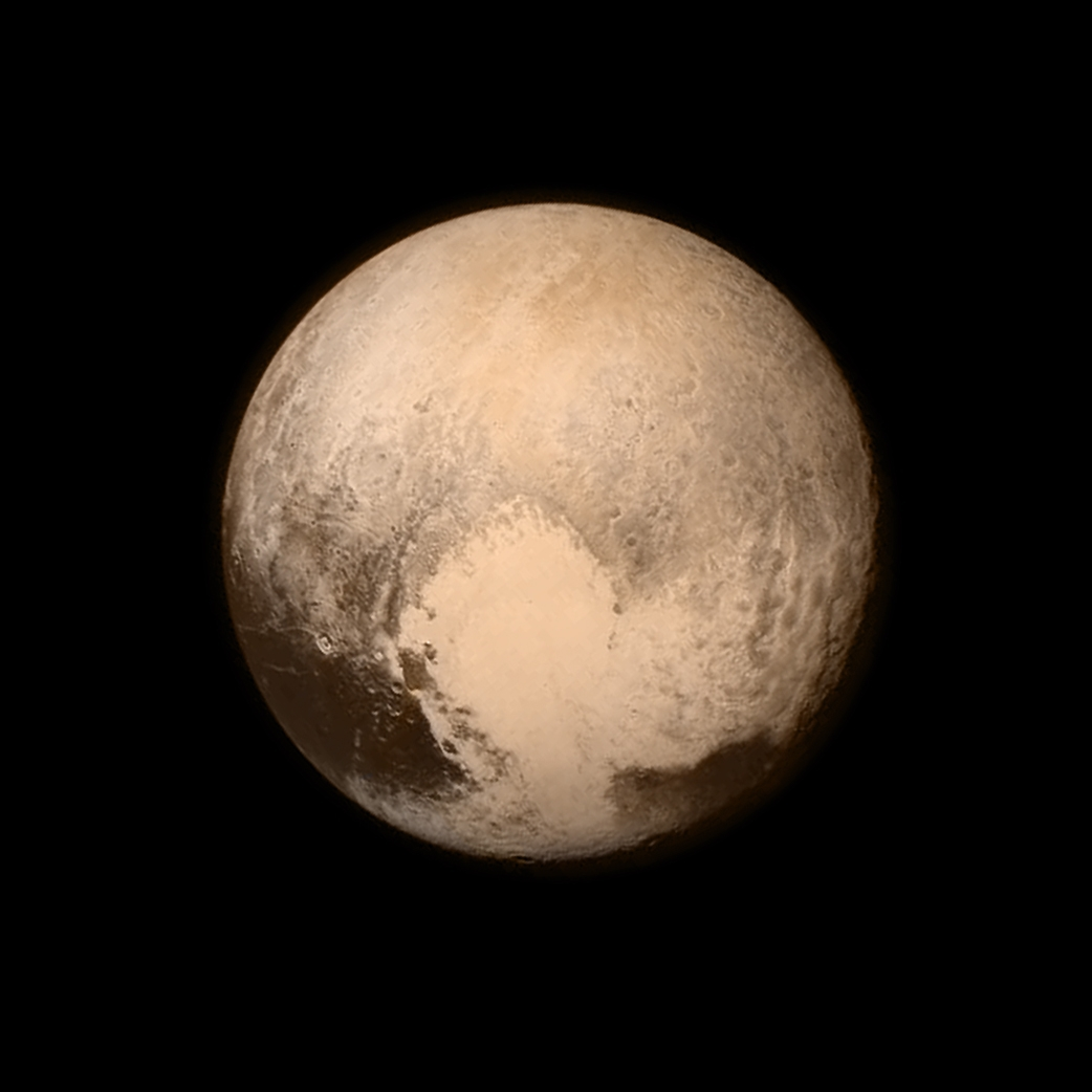 """Primele imagini ale NASA de pe planeta Pluto: """"E plin de cocalari la grătare"""""""