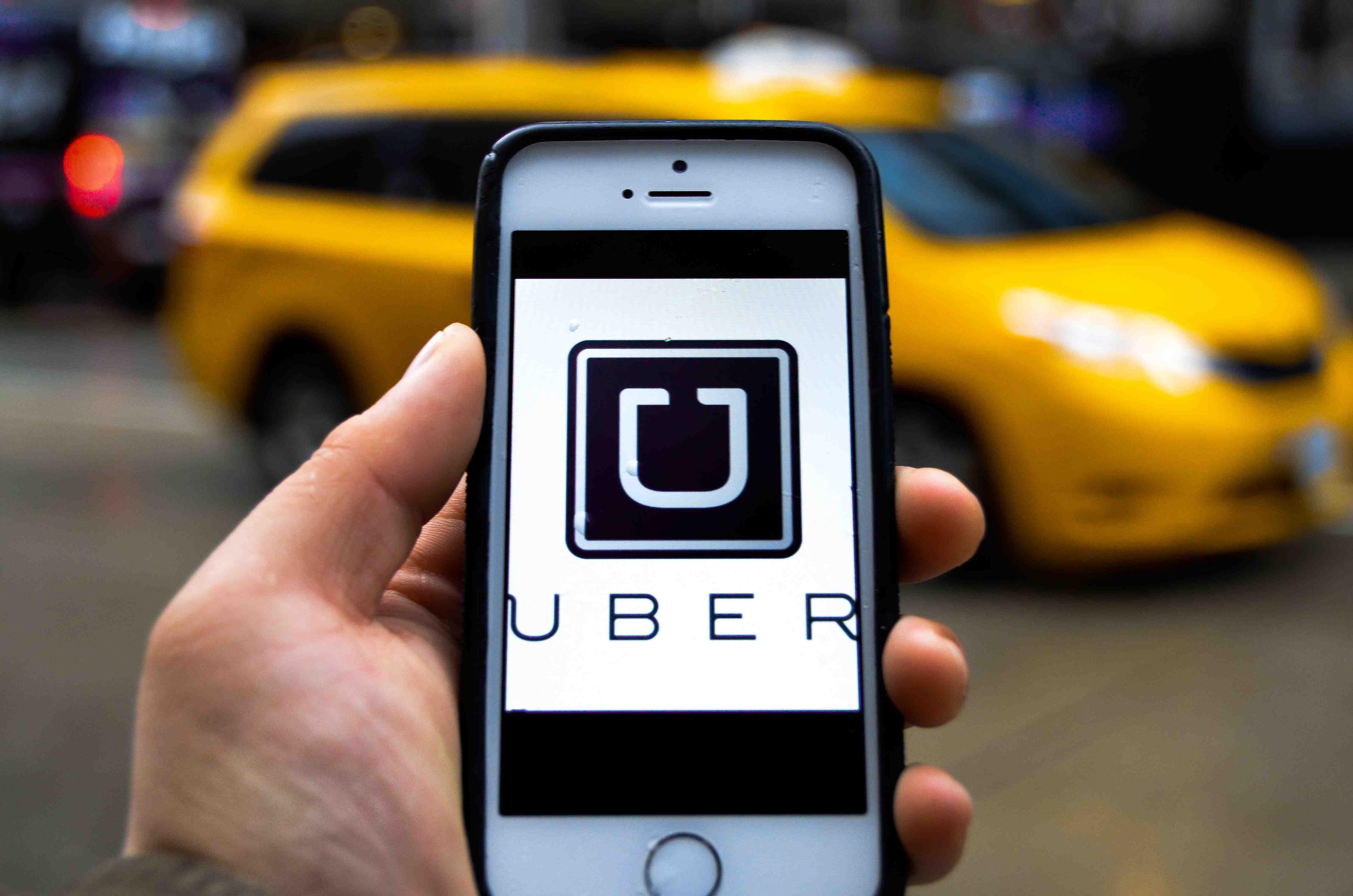 Vreau ca să introduc aplicaţia Uber de mers pe jos