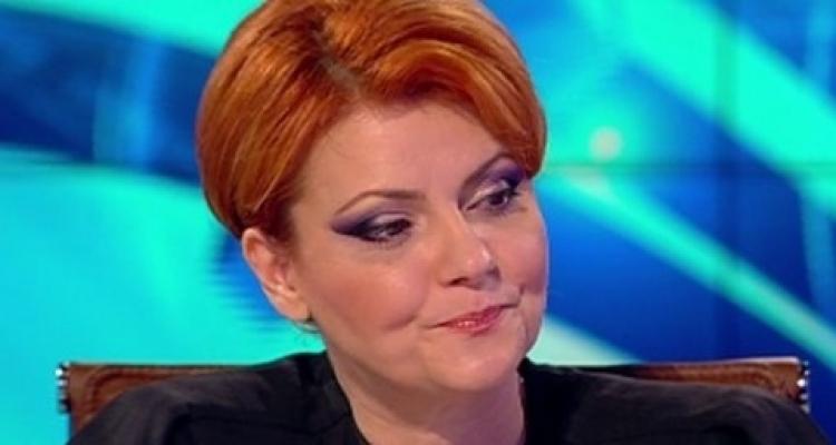 Cum arăta Lia Olguţa Vasilescu la 19 ani, când a debutat în politică