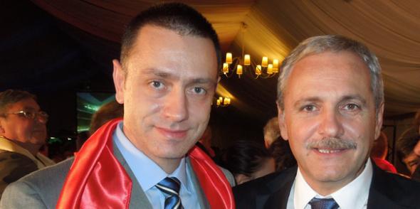 Cum arată soţia lui Mihai-Viorel Fifor, premierul interimar al României