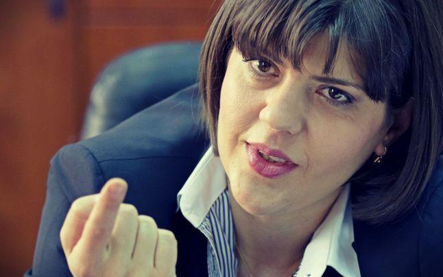 Cum arăta Laura Codruţa Kovesi pe vremea când juca baschet de performanţă