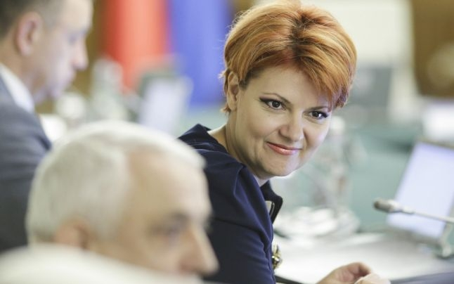 """Lia Olguţa Vasilescu: """"Trecem zăpada şi gradele minus de la angajat la angajator şi gata, am rezolvat cu vremea."""""""