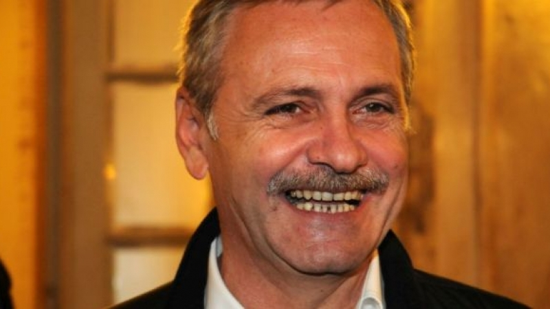 """Liviu Dragnea: """"Eu l-aş propune pe Tibi Uşeriu preşedinte. Chiar azi merg să dau legea care dă voie penalilor cu condamnări să candideze. Go, Tibi! Suntem mândri de tine!"""""""