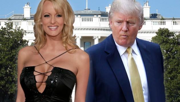Cum îi face freza lui Trump când face sex? Dezvăluirile amuzante ale lui Stormy Daniels