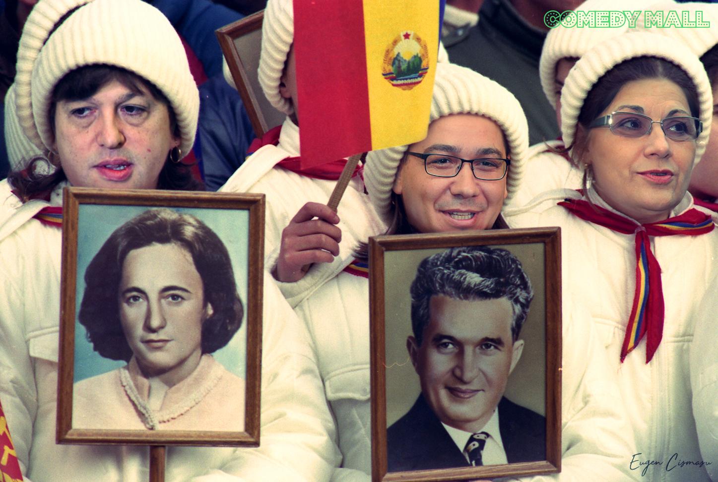 PONTA PIONER! Poze de colecţie de vremea lui Nea' Nicu cu Ponta, Serban Nicolae şi Cati Andronescu!