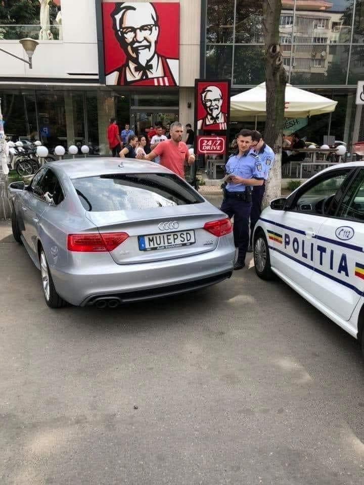 Ambasadorul PSD #mu*epsd al României pesedizde, în Suedia , are tupeu