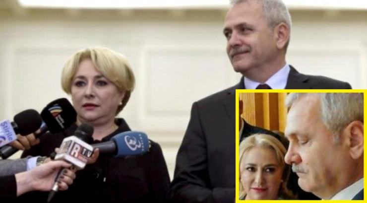 """Dezvăluirea zilei! S-a aflat! """"Viorica Dăncilă a avut o relaţie cu Liviu Dragnea"""""""