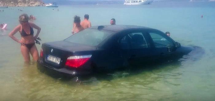 O să se construiască parcări la malul mării, pentru că prea multa lume intră cu BMW-urile în apă
