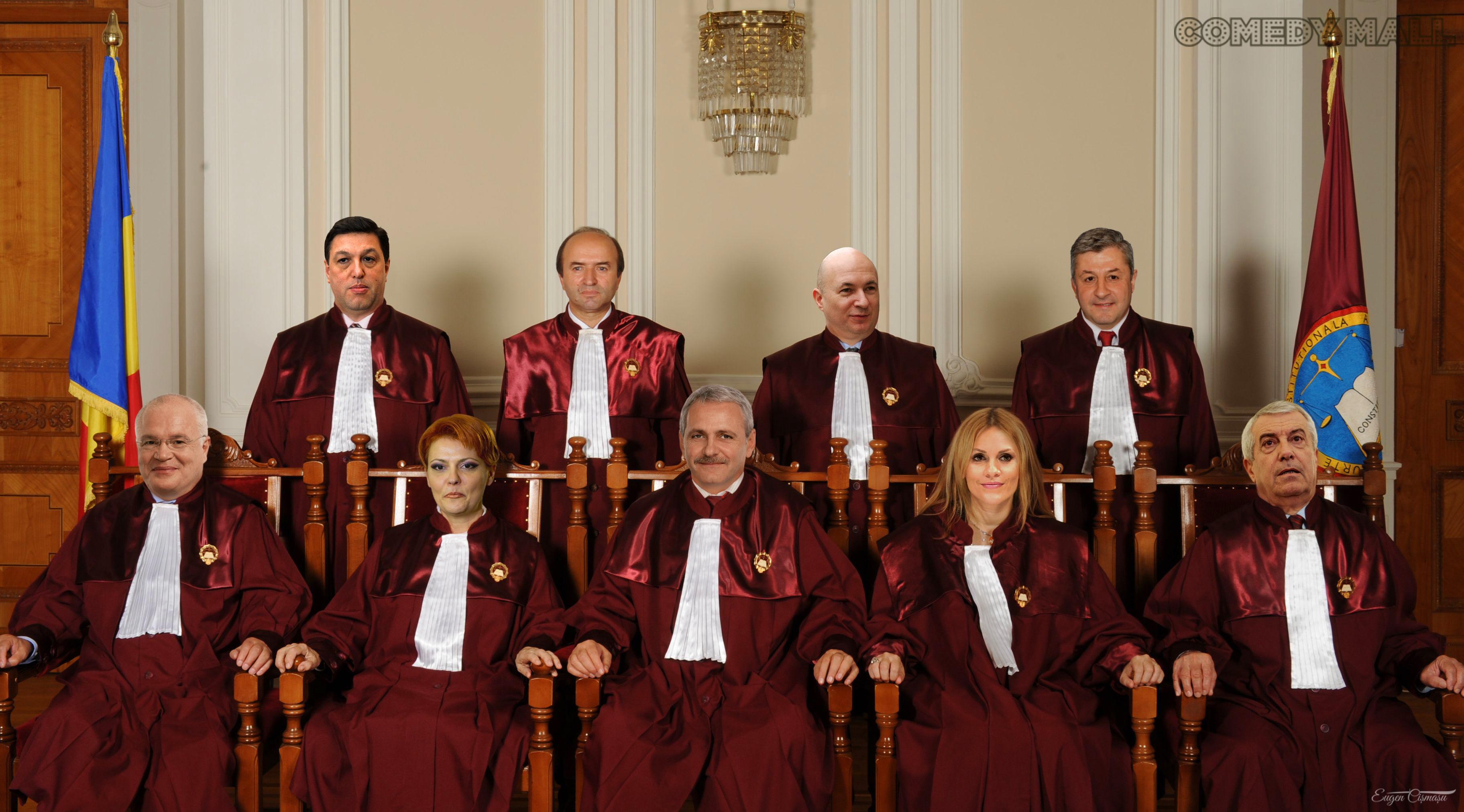 Nu o să iţi vină să crezi cine a intrat în Curtea Constituţionala PSD