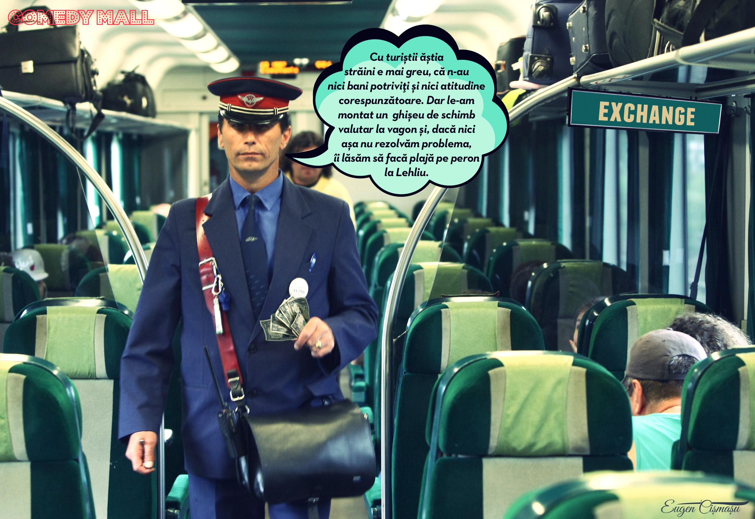 Ziua Întâi după Codruţa: Trenurile CFR şi-au dublat întârzierile pe trasee, ca să poată lua naşii şpaga de la toţi călătorii!