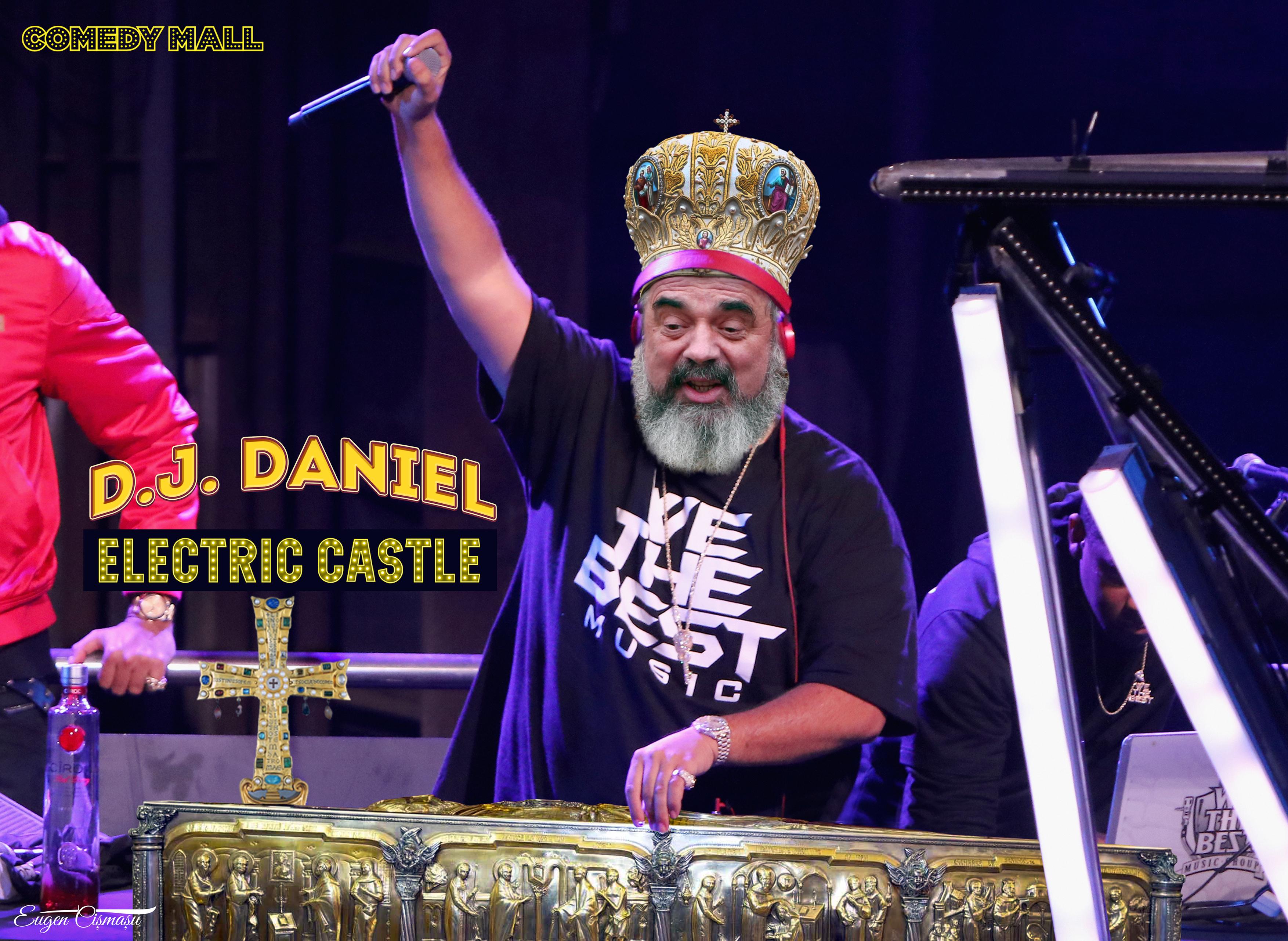 Nu o să-ţi vină să crezi cine va mixa la Electric Castle