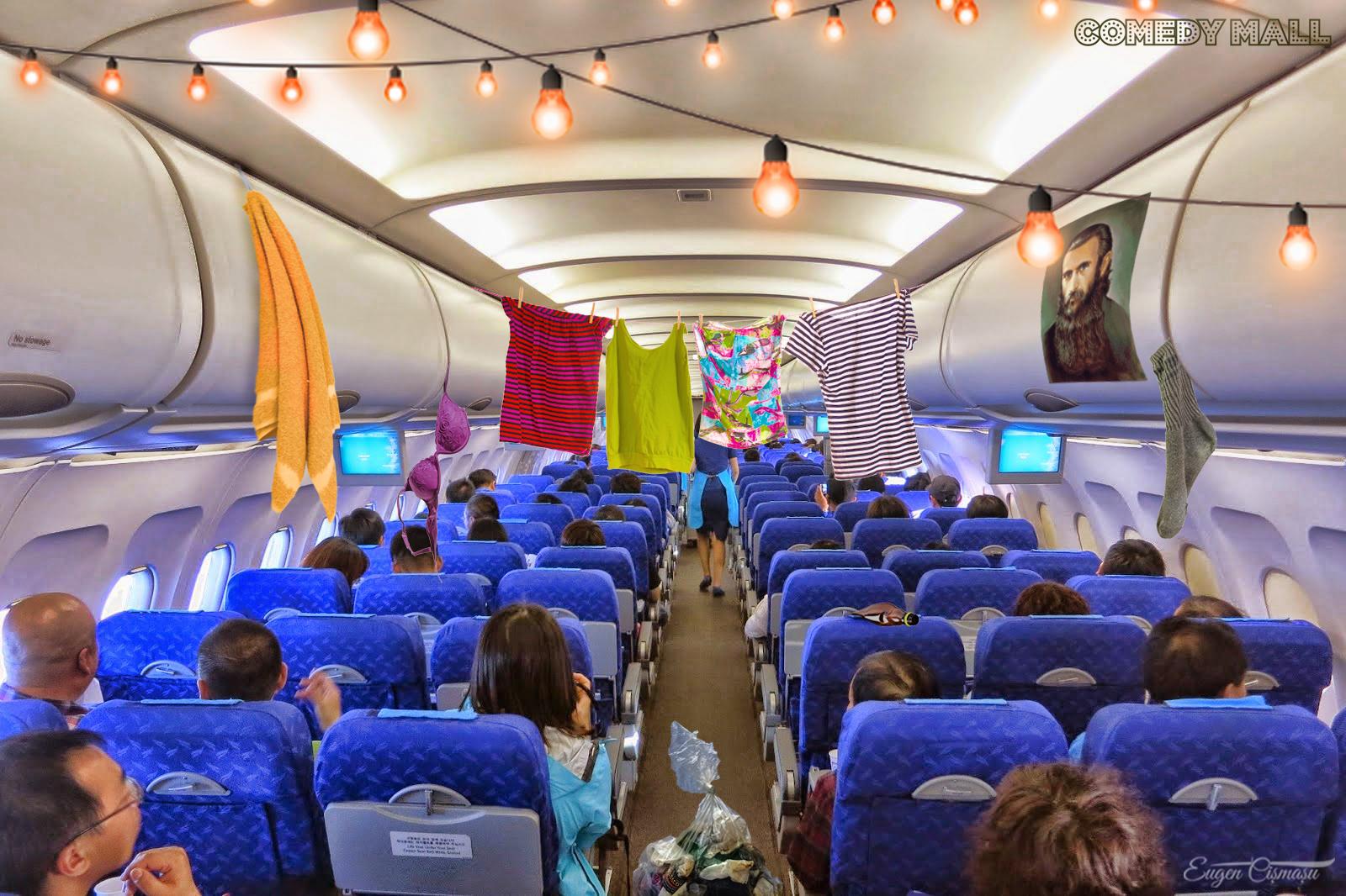 Tetelu şi avionul: Low-cost-ul la români