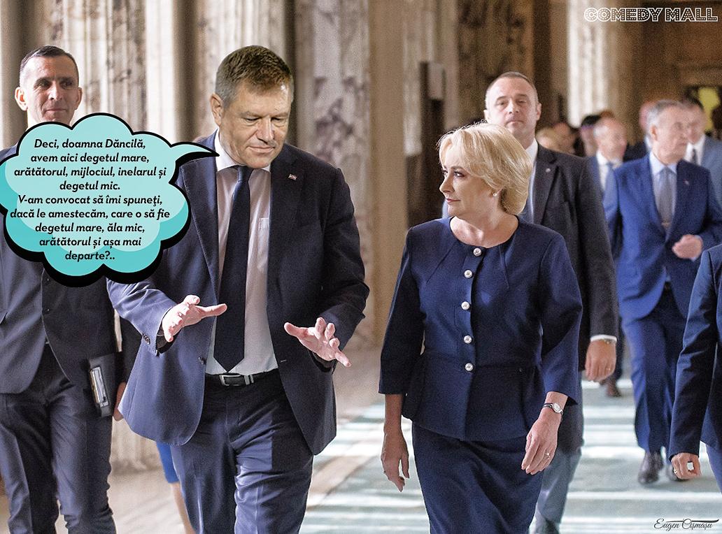 Viorica Dăncilă, convocată la Cotroceni de preşedintele Iohannis. Află de ce!