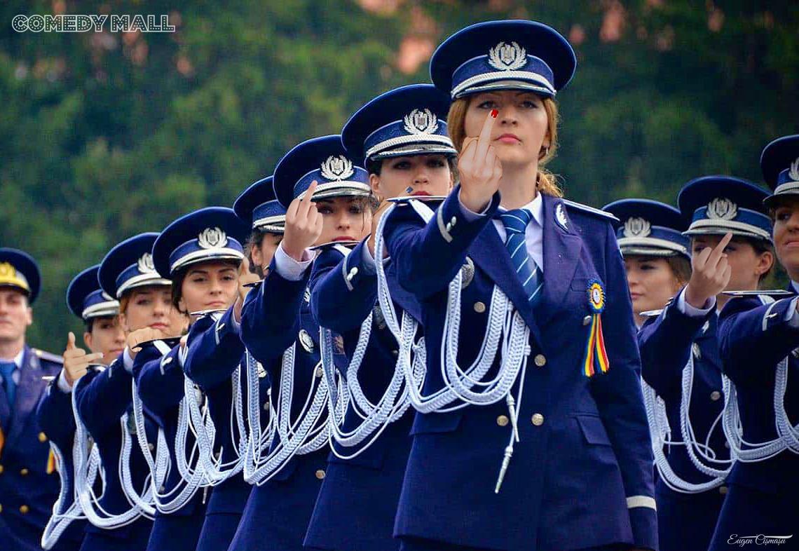 Poliţistele din IGPR salută decizia M.A.I de a se condiţiona plata salariilor de evaluarea pe facebook a Poliţiei Române. Vezi cum!