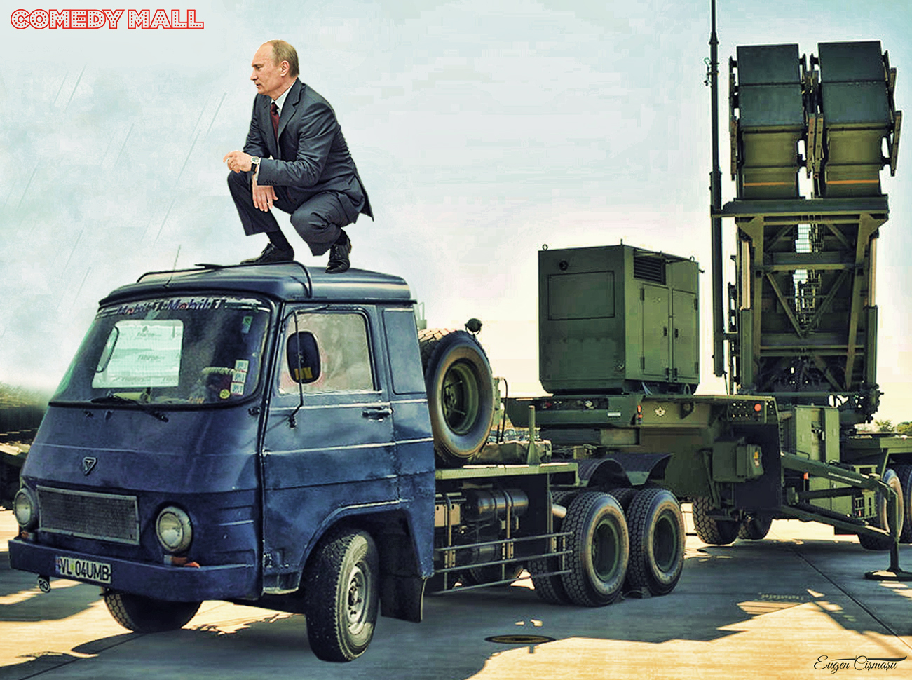 Alertă! După gafa ministrului Fifor, Putin vrea să verifice personal scutul de la Deveselu. Vezi ce-i pregătesc americanii...