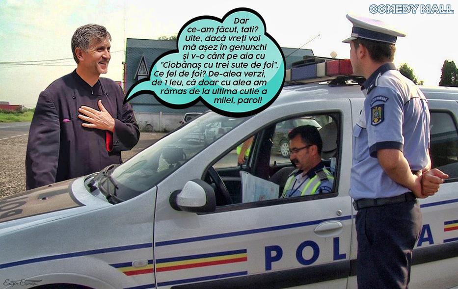 Pomohaci, prins de Poliţie pentru a treia oară!