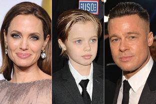 Fiica Angelinei Jolie şi a lui Brad Pitt, schimbare de sex la 11 ani! Motivul e halucinant