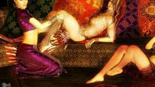 Detalii picante din vestitele haremuri otomane! Ce le placea cel mai mult sultanilor sa le faca femeilor?