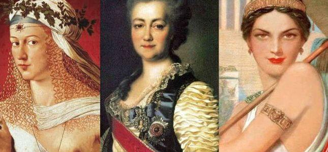 Top 3 cele mai depravate femei din istorie. Se prostituau şi încercau senzaţii tari cu...