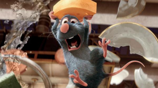 Într-un laborator de cofetărie din Brăila au fost filmaţi mai mulţi şobolani