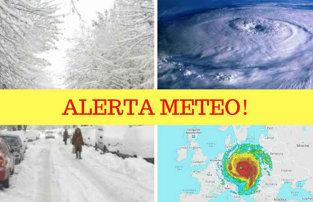 Un nou ciclon loveşte România! Cum influenţează schimbarea vremii sănătatea: